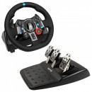 Logitech G29 Driving Force Game Racing Wheel Solid Steel