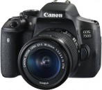 Canon EOS 750D Wi-Fi & Touch DSLR