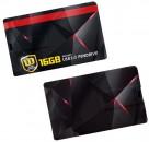 Pen Drive Card Shape 16GB Storage Capacity USB Ultra Slim