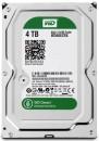 Western Digital 4TB SATA Desktop Hard Disk Drive WD40EZRX