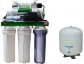 Heron GRO-060-UV Six Stage RO UV Water Filtration System