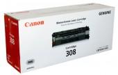 Canon 308 LaserJet 3000 Page Yield Toner Cartridge