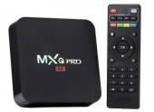 MXQ Pro 4K Smart Streaming Media Player Android TV Box