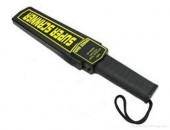 Hand Held Super Scanner Security Metal Detector MD-3003B1