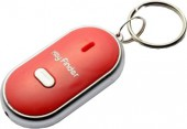 Whistle Lost Car Key Finder Two-In-One Chain Ring