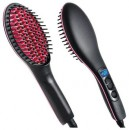 Straightening Iron Electric Hair Brush LCD Screen HQT-906