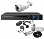 CCTV System Jovision JVS-6004SC CloudSEE DVR 1 Camera