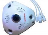 Red Eye FV-G3603 Wi-Fi Fisheye 960p 1.3MP CC Camera