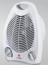 Power Room Heater 2000W Cool-Touch Housing 2 Settings