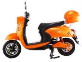 Akij Ponkhiraj 40KM/H Speed Electeic Motorbike