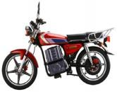 Akij Samrat Disk Hydrolic Brake 60V Electric Motor Cycle