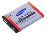 Samsung SLB-1137d Lithium Ion Rechargeable Camera Battery