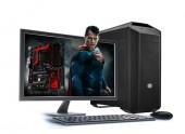 "Desktop PC Core i3 4th Gen 4GB RAM 17"" LED Monitor"