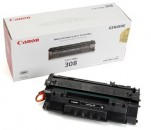 Canon EP-308 Black Color 2500 Page Yield Toner Cartridge