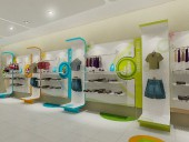 Showroom Interior Design and Decoration Service