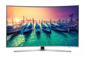 Samsung NU7300 4K Ultra HD 55 Inch Curved Smart LED TV