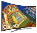Samsung KU6500 Ultra HD 65 Inch LED Curved Smart TV