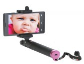 Bluetooth Selfie Stick Foldable and Portable Design