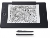 Wacom PTH660P Intuos Pro Paper Edition Graphics Tablet