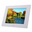 Remote Control 8 Inch LCD Digital Photo Frame