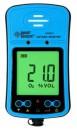 Portable Oxygen Monitor O2 Gas Detector AS8901 Smart Sensor