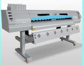 Audly ADL-A8520 Color Printing 1440dpi Eco Solvent Printer