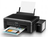 Epson L380 One Touch 15 PPM  All-In-One Color Inkjet Printer