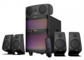 F&D F5060X Bluetooth 5:1 FM Radio Multimedia Speaker System