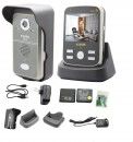 KiVOS KDB300 Battery Operated Wireless Video Door Phone