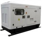 Ricardo 40 KVA 3 Phase 1500 RPM Speed Diesel Generator