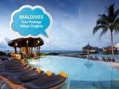 Maldives Paradise Island Resort 4 Days 3 Nights Tour Package