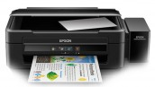 Epson L380 All-In-One 15 PPM Color Ink Tank USB Printer