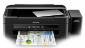 Epson L380 All-In-One 33PPM InkTank Color USB Printer
