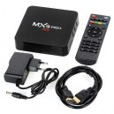 MXQ Pro 4K Quad Core 1GB RAM 8GB ROM Android TV Box