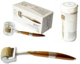 ZGTS 192 Pin Titanium Gold Micro Needle Derma Roller
