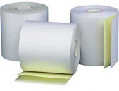 NCR 2Ply POS Paper Roll 74 x 65 mm