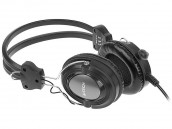 A4Tech HS-19 On-The-Head ComfortFit Stereo Headphone