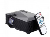 Unic UC46 1200 Lumens Portable HD Mini LED Projector