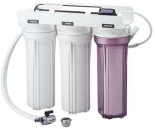 Puricom CP-3+UV Wall Mount 4 Stages UV Water Purifier