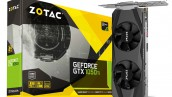 Zotac GeForce GTX 1050 Ti 4GB PCI Express Graphics Card