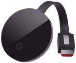 Google Chromecast Ultra HD 4K Wi-Fi Media Streamer