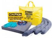 Sysbel Universal 20 Gallon Portable Spill Kit