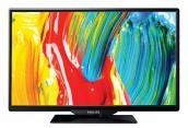 Philips 4000 Series PHA4100 Black 32' LED Slim Television