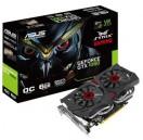 Asus Strix GeForce GTX1060 OC 6GB GDDR5 Graphics Card