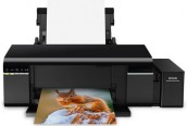 Epson L805 Manual Duplex Color InkJet 38 PPM Photo Printer