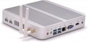 Smart Mini PC Intel Core i3 4GB RAM 500GB HDD