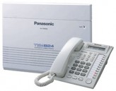 Panasonic KX-TES824 8-Line Caller ID Digital PABX System