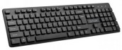 Delux DLK A150U Standard USB Multimedia Computer Keyboard