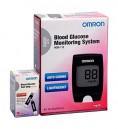 Omron HGM-112 Blood Glucose Monitoring Meter
