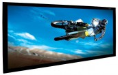 Dopah 151 Inch High Contrast Fixed Frame Projector Screen